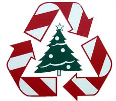 Christmas recycle 2