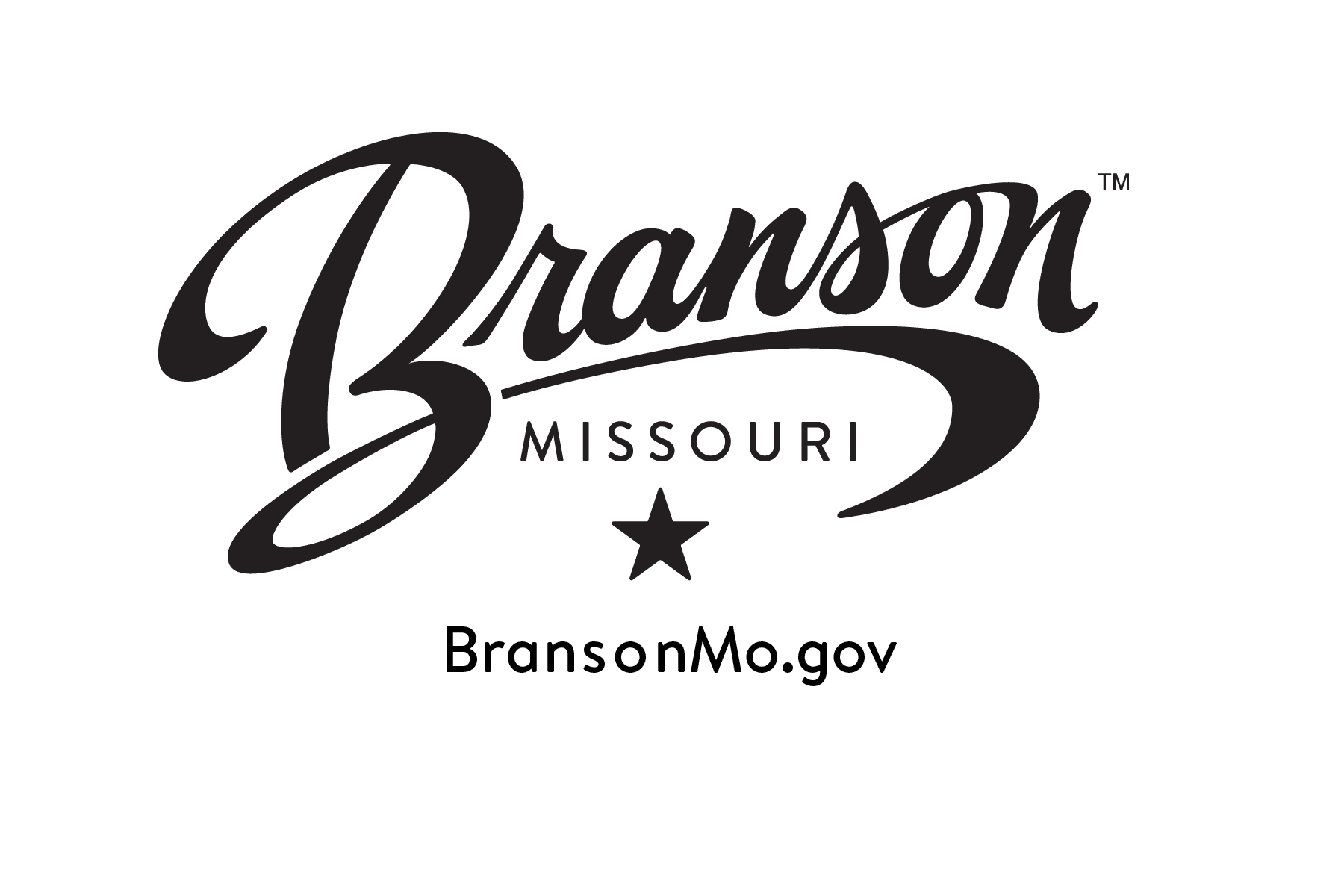Branson Logo City of Branson - gov